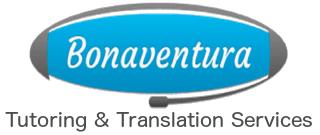 Bonaventura Nyelviskola és Fordítóiroda Logo
